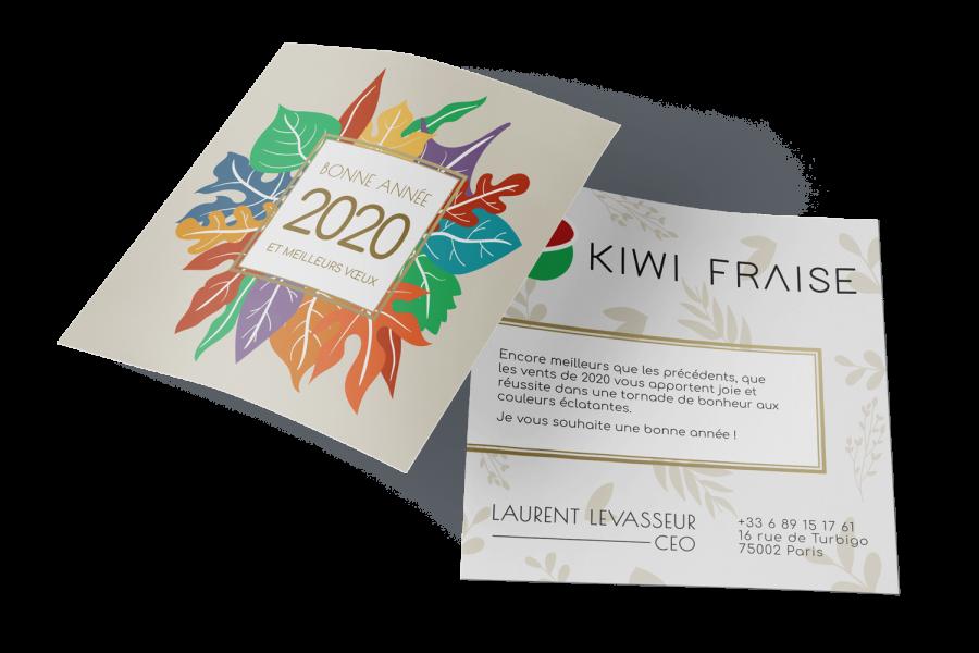 Kiwi Fraise